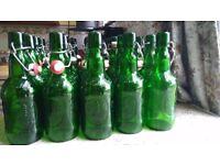 Grolsh Swing Top Beer Bottles x 22
