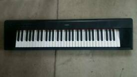 Yamaha NP11 Piano Keyboard - Good working order