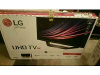 LG 49 inch uhd 4k hdr tv