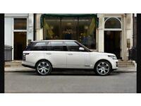 Luxury Mercedes S-Class Range Rover Chauffeur Oxford VIP Airport Chauffeur Oxfordshire