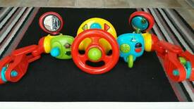 Early Learning Centre Pram Driving Toy