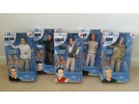Collectable Westlife singing dolls - rare