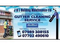 Gutter clearing and repairs