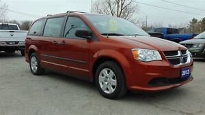 2012 Dodge Grand Caravan SE - CLEAN CARPROOF - ONE OWNER