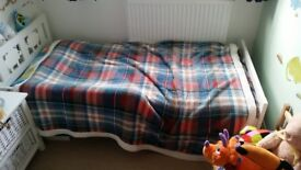 Childrens first bed