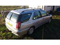Peugeot 306 estate for parts or repair