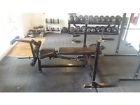 Heavy duty multi bench URGENT SALE
