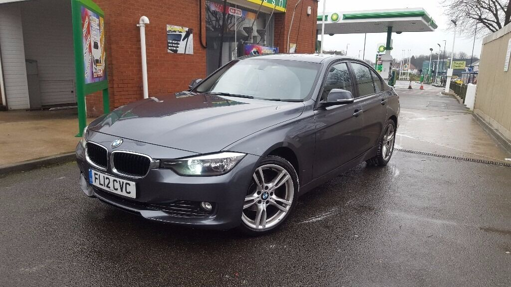 2012 Bmw F30 320d Mineral Grey Bmw Warranty Leather Px Why M3 520d 530d X5 Gti A5 A6 X6 In