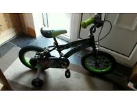 Childs Ben 10 bicycle