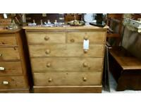 Pine chest of drawers. Salisbury Molly's Den