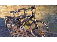 Electric Bicycle with new battery FOR SALE..Installed NEW parts. advert gonna be deleted when sold