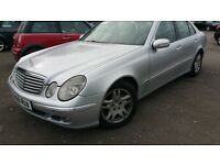 IMMACULATE MERCEDES E300 CDI 06 REG,FACE LIFT, AUTOMATIC,BRILLIANT DRIVE,PX WELCOME,CHEAP OFFER!!