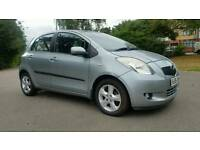 START STOP KEY LESS**2006**TOYOTA YARIS T SPIRIT 1296cc**5 DOOR*PARKING SENSORS*AUTO CLIMATE CONTROL