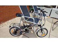 Airwalk Folding Bike - Brilliant condition