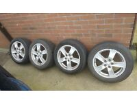 Toyota Avensis D4D R16 Alloys