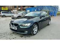 BMW 320D 2.0 SE COUPE 2 DOORS DIESEL AUTOMATIC GREEN