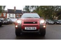 **10 MONTHS MOT**2006 LANDROVER FREELANDER 2.0 TD4 ADVENTURER 5 DOOR 4X4 **NEW CLUTCH+FULL HISTORY**