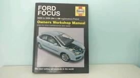 Ford Focus MK2 Haynes Manual