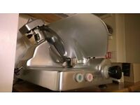 Cooked Meat Slicer-ABM 9300G (no box available, collection in person only)