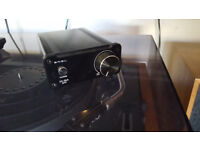 SMSL SA-36A Pro Audio Stereo Amplifier + Power supply