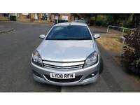 Vauxhall Astra TwinTop 1.8l Convertible