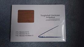 Toughshell hardcase for MacBook