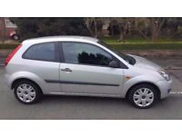 2008 Ford Fiesta Silver 3Doors Manual With Long MOT PX Welcome