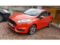 Fiesta st 2, Mountune MP215, 22,500 miles, Molten orange, 6 months Ford warranty, 12 months MOT,