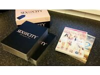sex in the city dvd boxset