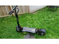 E scooter Langfeite l8s 2x800 watt motors