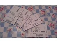 SMOKIE x 4 tickets (22 Oct 2016, VICAR STREET Dublin. Gig is SOLD OUT.)