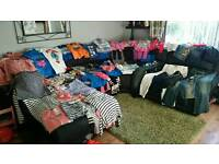 Job lot of high brand clothes