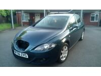 Seat Leon (drive mint) Bargain first see first buy