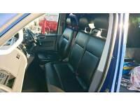 Vw t5 leatherette seats