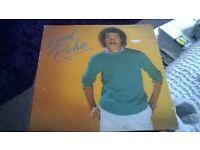 Lionel Richie signed record