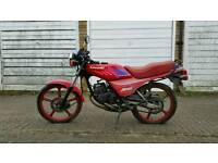 Kawasaki ar50 ar 50 80 barn find classic rare vintage two stroke 2 motorcycle bike