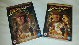 Indiana Jones And The Kingdom Of The Crystal Skull (2 disc Special Edition)