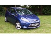 FORD FIESTA 09 PLATE NEW SHAPE ++1.4 PETROL AUTOMATIC++ IDEAL FIRST CAR++AUTO++LOW MILES++LONG MOT++