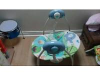 Baby swing (portable)