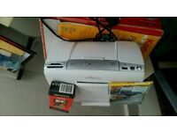 Lexmark mini photo printer.