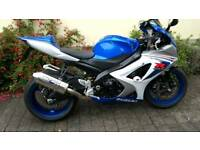 Suzuki GSXR 1000. 2009. LOW MILEAGE. IMMACULATE