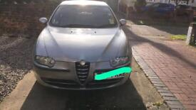Alfa Romeo 147 1.6 Very low mileage - MOT Until June 2018