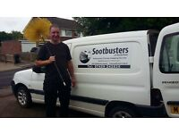 Chimney Sweep, Lucky Wedding Sweep, Sootbusters of Berkshire