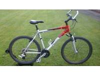 MENS GIANT BOULDER MOUNTAIN BIKE * FULLY SERVICED / GREAT CONDITION *