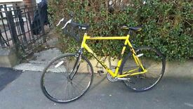 Bicycle for sale, largely unused. (E17 collection only)