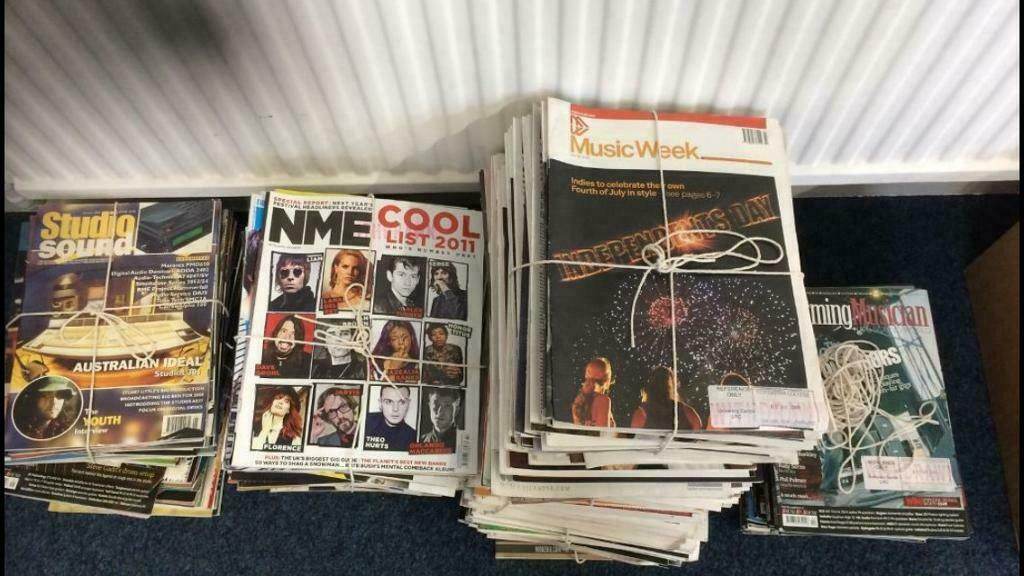 Music magazines FREE | in Doncaster, South Yorkshire | Gumtree