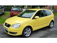 2006 VOLKSWAGEN VW POLO S 64 1.2L PETROL ++1 LADY OWNER FROM NEW++2 KEYS++FULL VW SERVICE HISTORY++