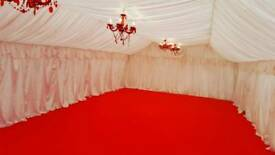 Kervis Marquee hire/ decor