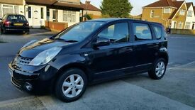 Nissan note acenta 2008 1.4 hPI clear good condition