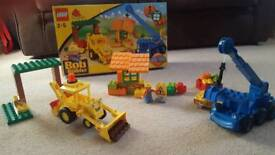 LEGO DUPLO 3297 - Bob the Builder Play Set